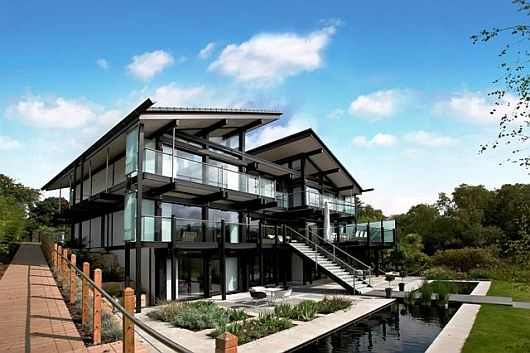 huf haus residence in sandbanks 1 architecture