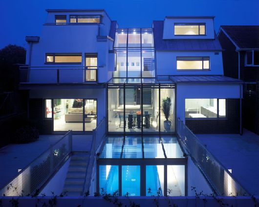 Thumbnail image of Luxurious Sheldon Avenue House by Belsize Architects