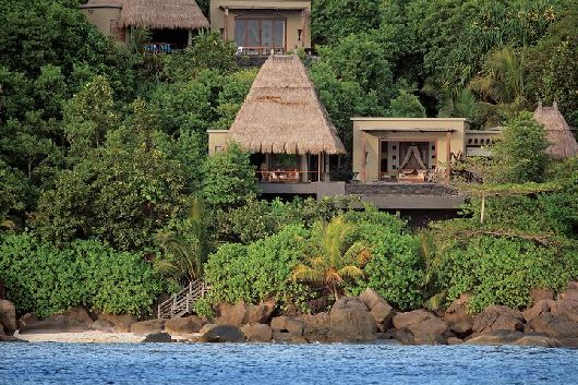 maia luxurious resort in the seychelles 8 gardening outdoor