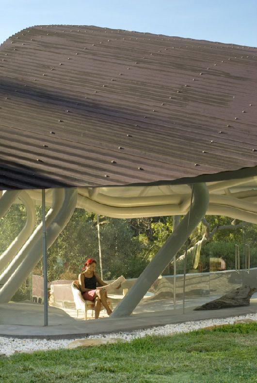 modern leaf house 5 architecture
