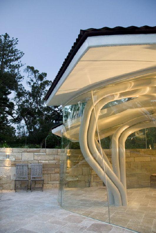 modern leaf house 6 architecture
