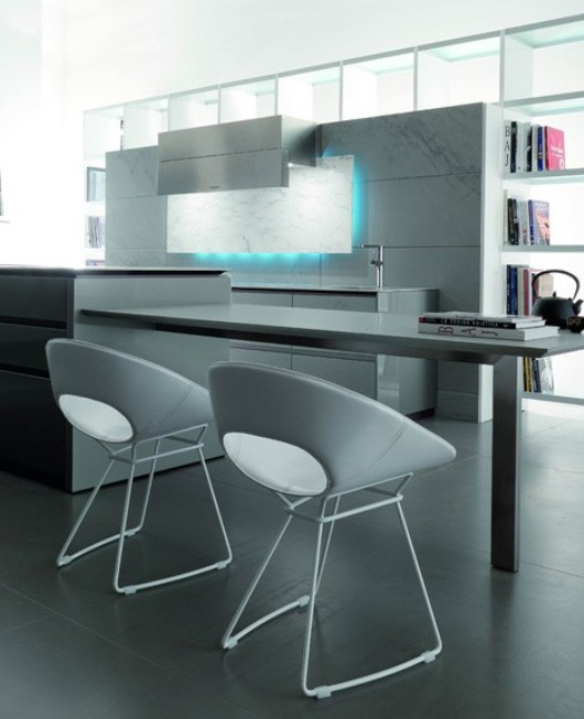 Thumbnail image of Modern Kitchen: Essential Wind by Toncelli