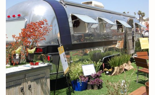 Thumbnail image of Recycled Airstream RV is Now Earthy and Green