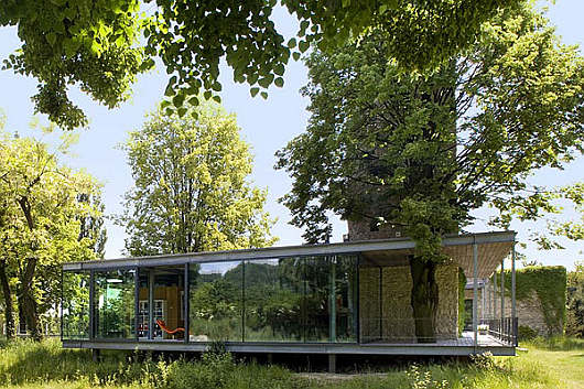 modern glass home krakow 1 architecture