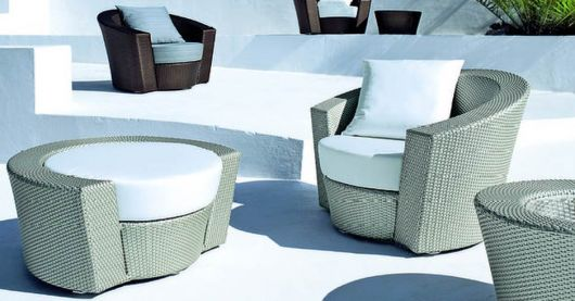Thumbnail image of Design Dilemma: Finding Modern Outdoor Furniture