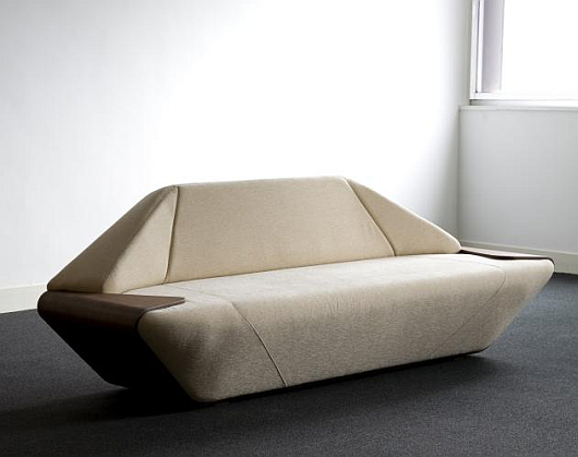 Thumbnail image of The Hex Sofa by Nosigner