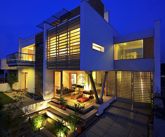 Thumbnail image of India's new face: modern home by DADA Partners