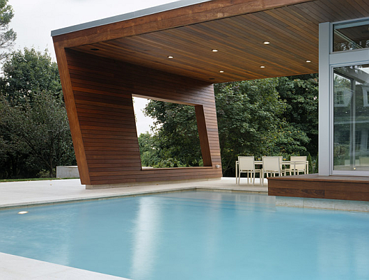 poolhouse haririhariri 3 architecture poolhouse haririhariri  architecture, modern architecute, modern design , modern pool house, modern wooden pool house, contemporary architecture