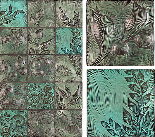 tiles 3 art home decor