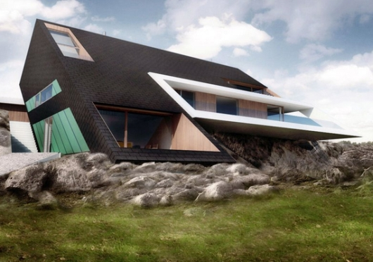 Thumbnail image of Edge House by Mobius Architects: cutting edge contemporary architecture
