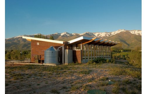 Thumbnail image of Architect Plans Ahead: Harvests Utah Rainwater