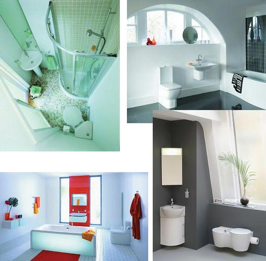 Thumbnail image of Design Dilemma: Small Bathroom, Big Ideas