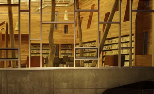 Ann Arbor Library3 architecture