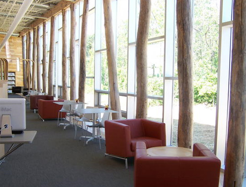 Ann Arbor Library5 architecture