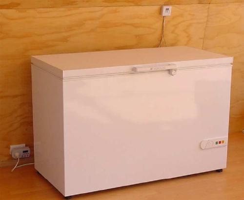 Green Freezer appliances
