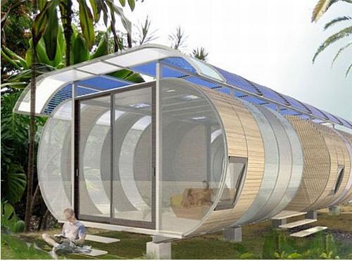 House Arc1 architecture