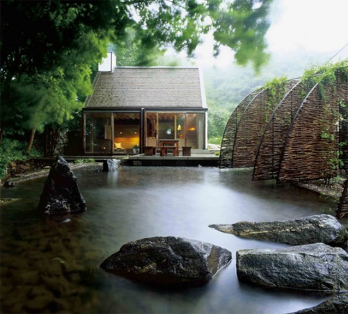 Thumbnail image of Swedish Mill House is All About Bathing Rituals