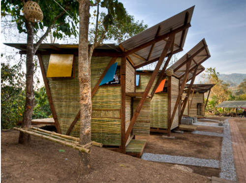 Thumbnail image of A Sustainable Thai Orphanage Designed by Norwegian Students