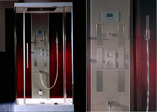 Thumbnail image of Luce 120 – the ultimate shower cabin