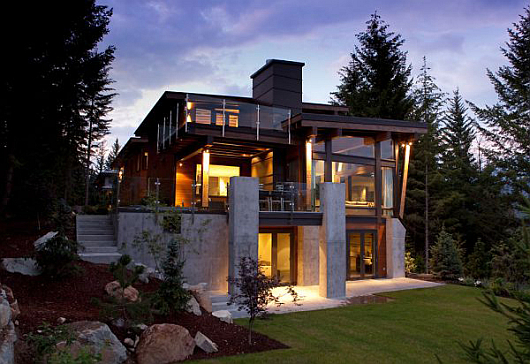 mountain retreat in Coveted Whistler 1