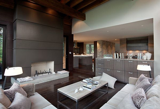 mountain retreat in Coveted Whistler 11