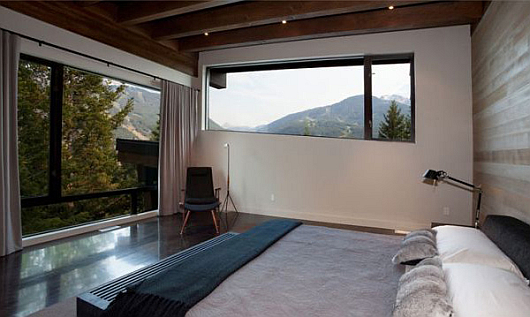 mountain retreat in Coveted Whistler 13