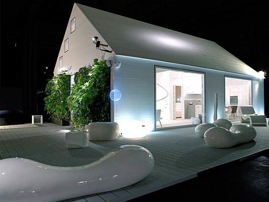 wooden prefabricated homes by Subissati 1