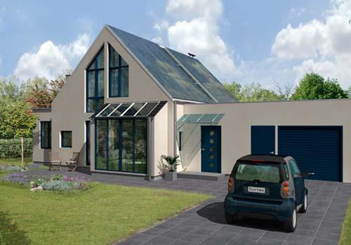 Sweden Solar architecture