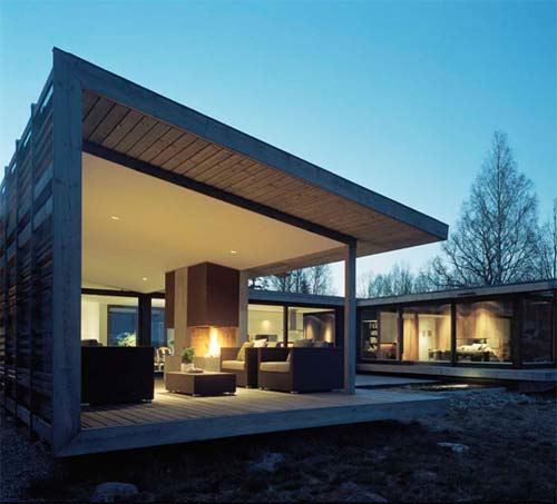 Thumbnail image of Sweden's H House Protects Against Nordic Winters
