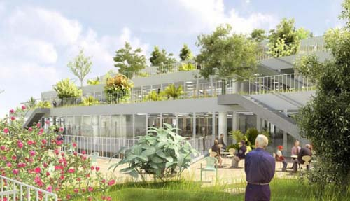 Thumbnail image of Humane Office Building is Eco Friendly Too