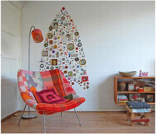 christmas tree 2 art home decor