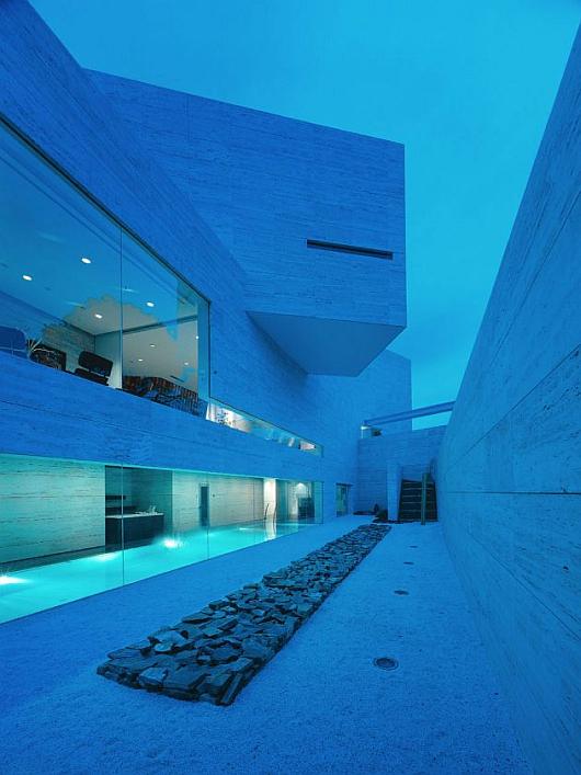 pozuelo de alarcon 7 architecture