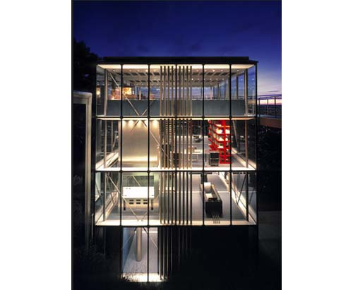 Thumbnail image of Clear Glass House is Triple Zero Climate-Friendly