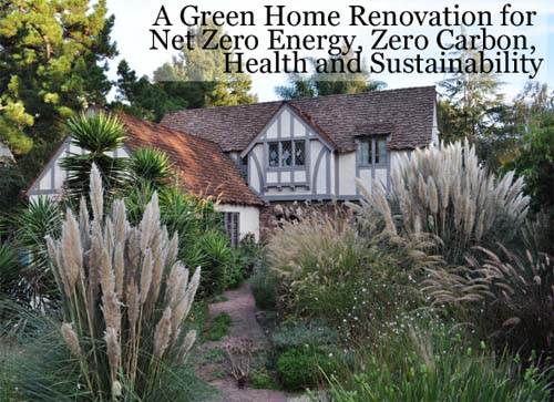 Thumbnail image of Net Zero Restoration of 1936 Artist Built Cottage in Palo Alto