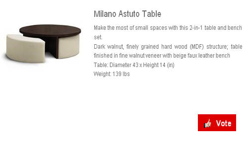 MyFab furniture 2