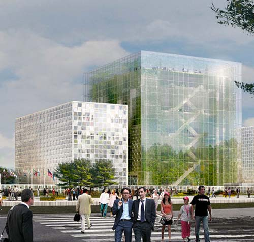Thumbnail image of Life-Affirming New Hague Building is a Call to Our Better Selves