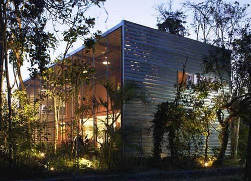 RR Casa1 architecture