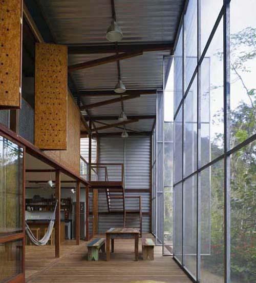 RR Casa2 architecture