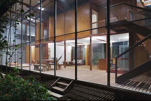 RR Casa3 architecture