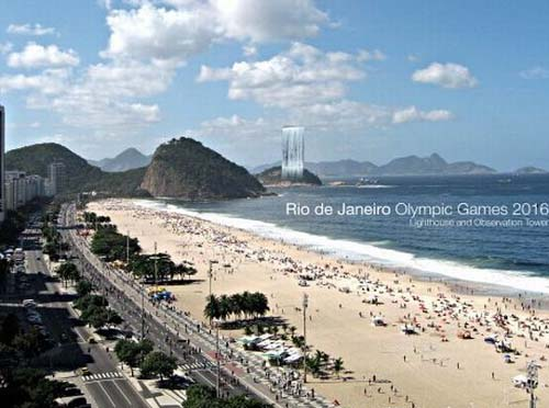 Thumbnail image of Rio's Solar+Hydro-Powered Message of Hope for Our Future