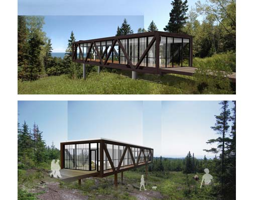 Thumbnail image of A Recycled Minneapolis Skyway Home? Just $49,000