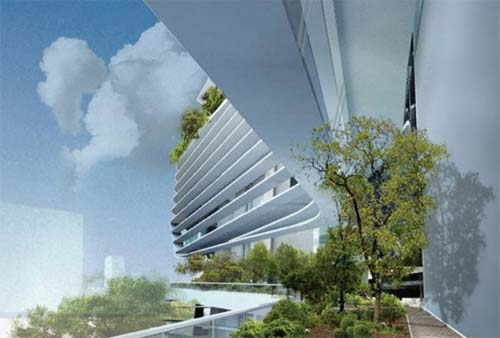 Thumbnail image of Singapore's Utopian Vision of 21st Century Air Conditioning Nears Completion