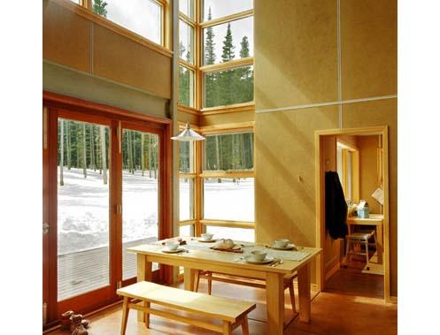 Wee Ski Chalet2 architecture