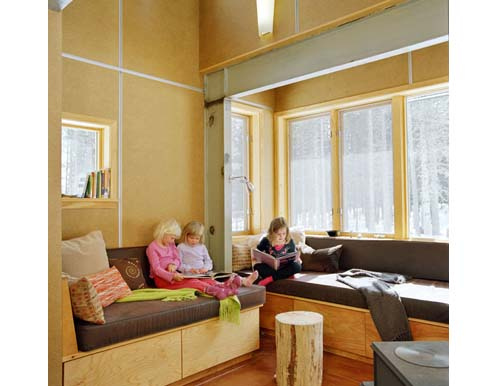 Wee Ski Chalet3 architecture