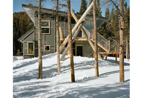 Wee Ski Chalet7 architecture