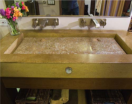 Barefoot Sink2 bed bath