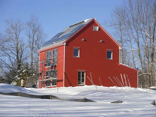 Thumbnail image of Passive House in Maine Will Demonstrate How US Homes Could Use 10% of Normal Energy