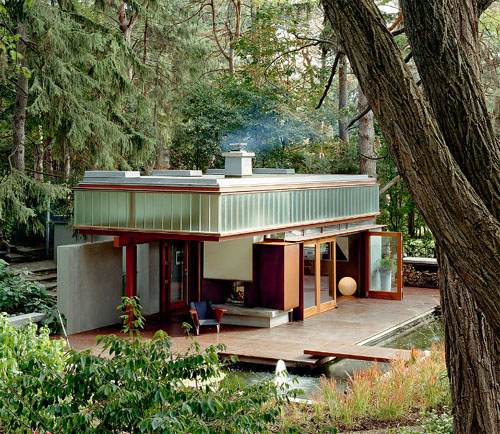 Thumbnail image of Shim-Sutcliffe Ravine House Wins Canadian Award