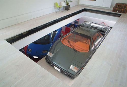 "Thumbnail image of The ""Ode to The Lamborghini""- Most Un Green Home Ever!"