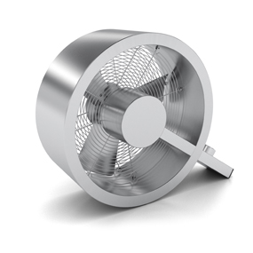 fanQ brushed steel fan how to tips advice